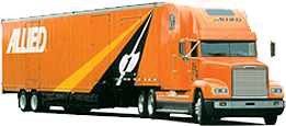 Albuquerque Moving and Storage Moving Truck